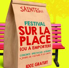 """Lire la suite : Festival """"Sur la place (où à emporter)"""" du 19 au 24 mai"""