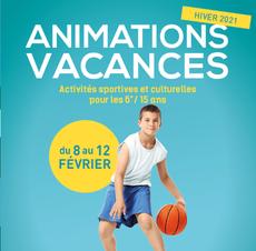 Lire la suite : Animations vacances : ouverture des inscriptions le 18 janvier