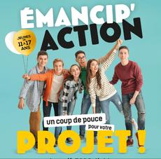 Lire la suite : Emancip'Action : appel à candidature