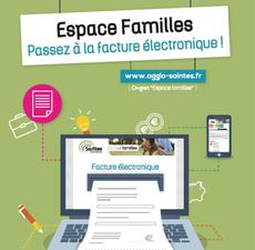 Lire la suite : Espace Familles : passez à la facture électronique !