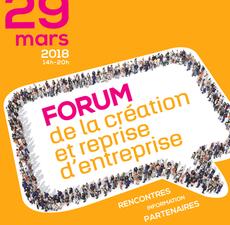 Lire la suite : Forum de la création et reprise d'entreprise le 29 mars