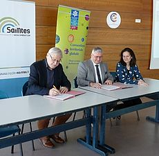 Lire la suite : Signature de la convention territoriale globale