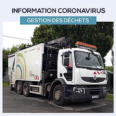 Lire la suite : Coronavirus Covid-19 : la collecte des déchets perturbée